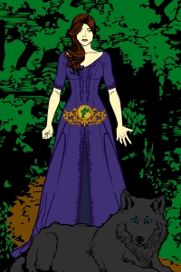 Weeping Willow Main Character