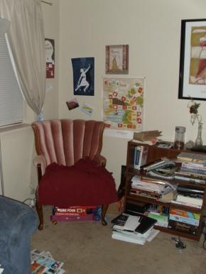 My Writing Corner