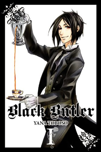 Black Butler, Vol. 1 - Purchase on Amazon