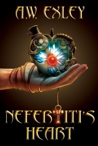 Nefertiti's Heart - Purchase on Amazon