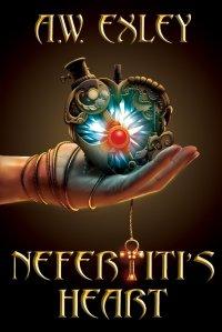 Nefertiti's Heart - Purchase on Amazon