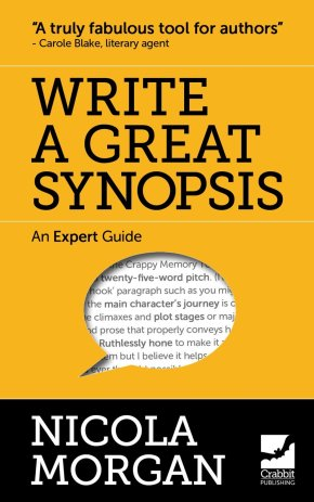 how to write a great synopsis book cover
