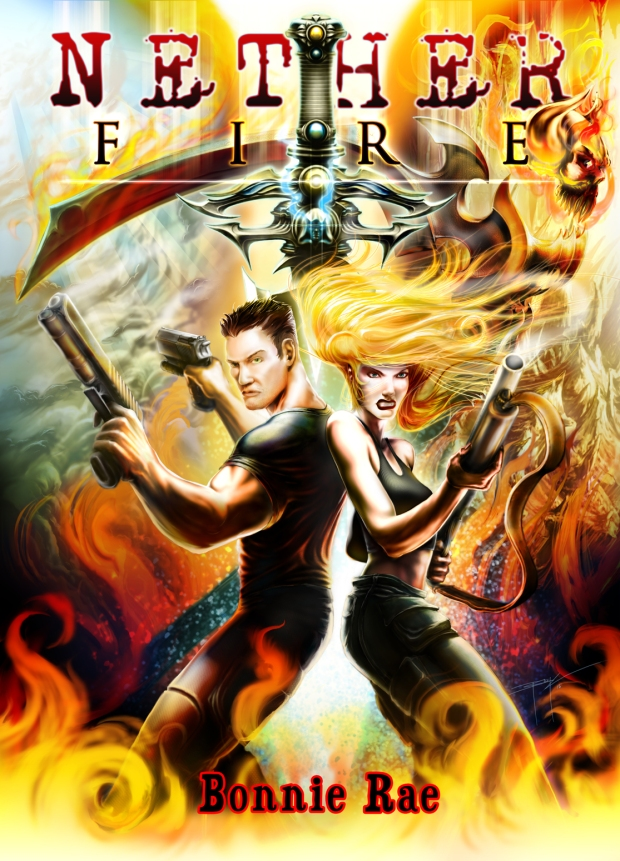 Nether Fire, Bonnie Rae, Cover Reveal