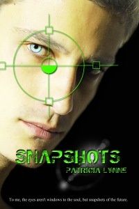 Snapshots, young adult fiction, book cover